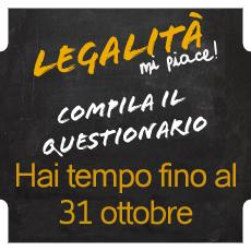 Legalità mi piace! Compila il questionario