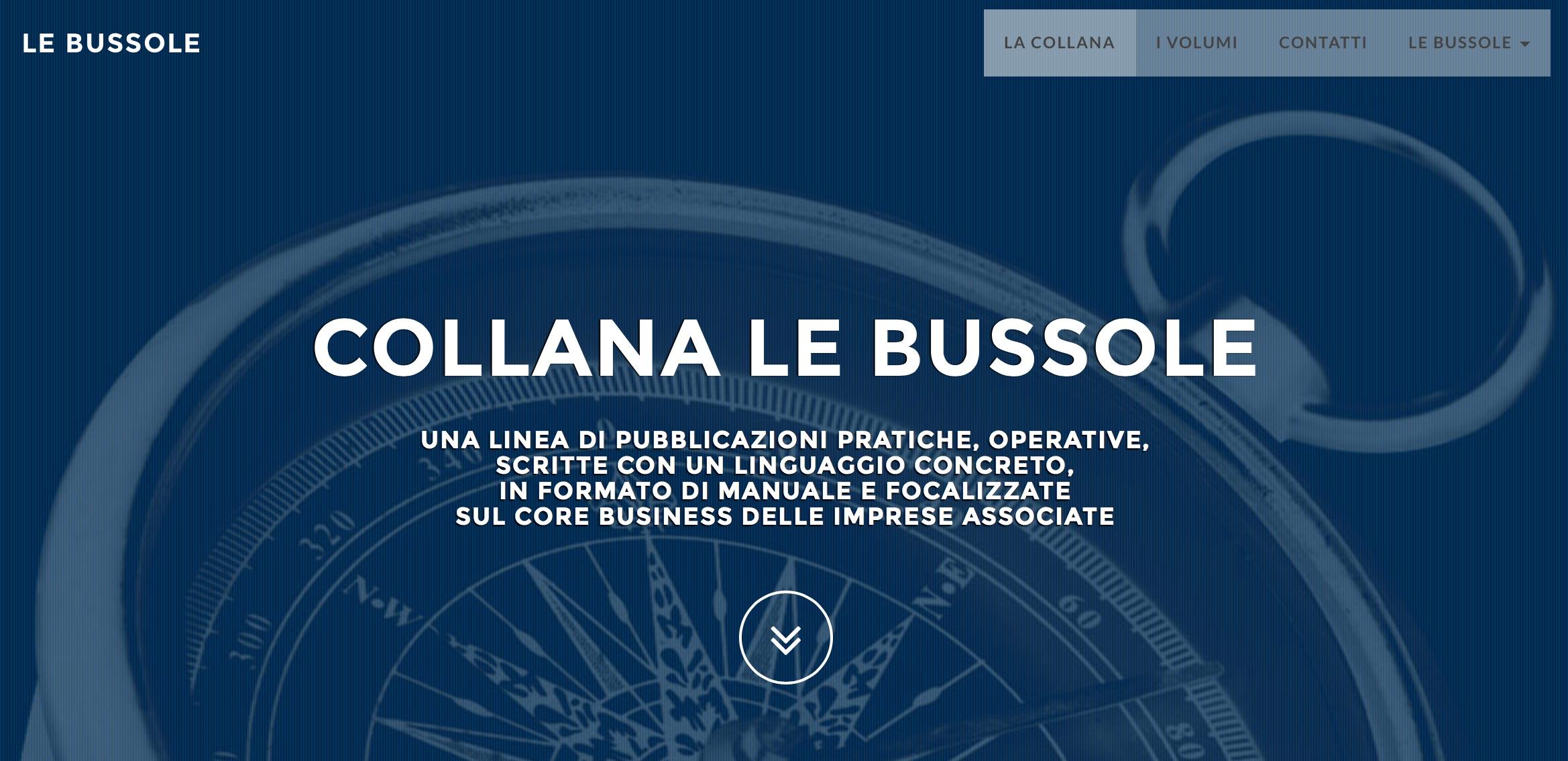 "Collana ""Le Bussole"""