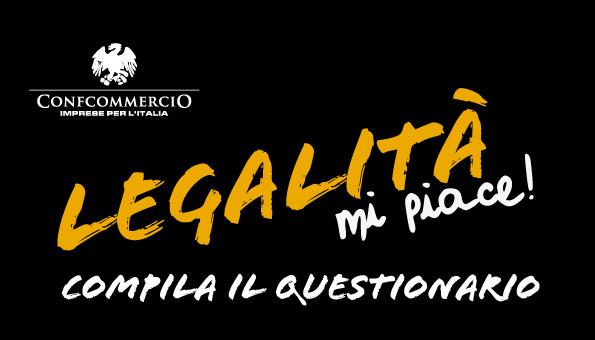 Legalità mi Piace! – Compila il questionario!