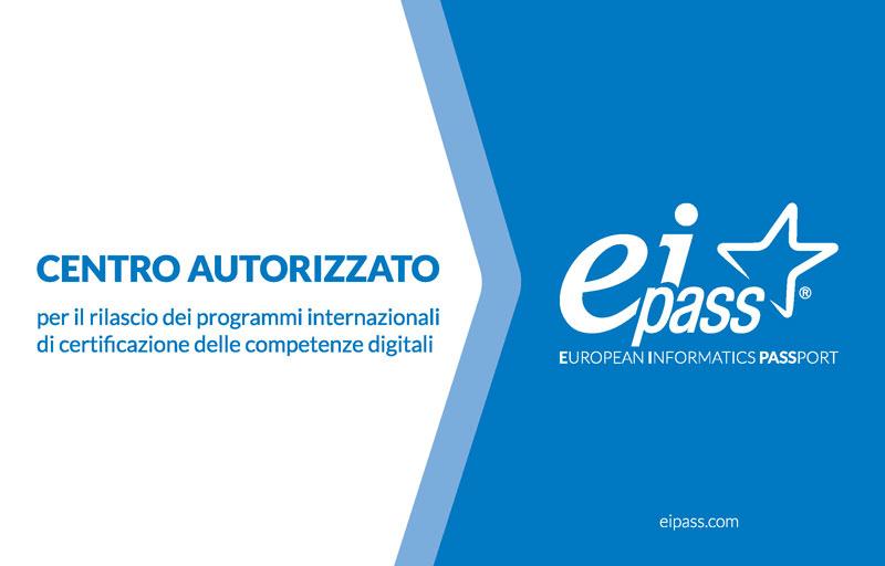 Confcommercio – Centro Formazione Autorizzato Eipass