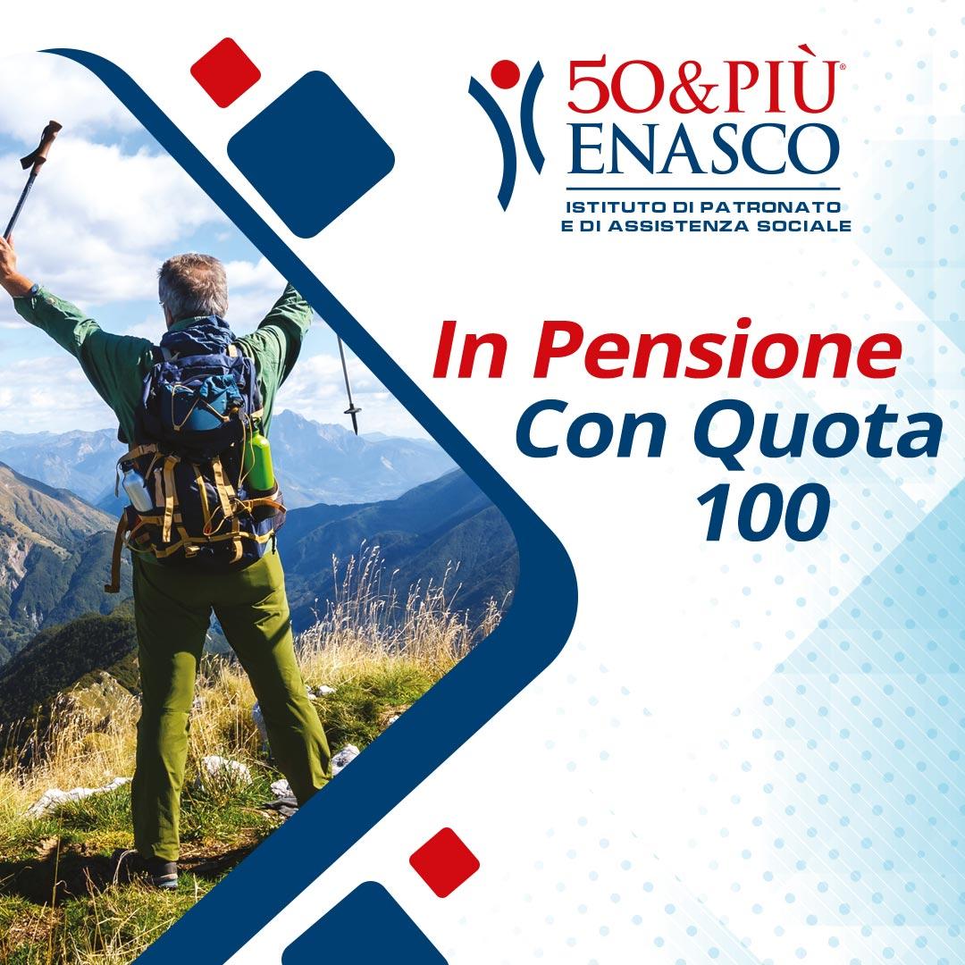 50 & Più Enasco Quota 100